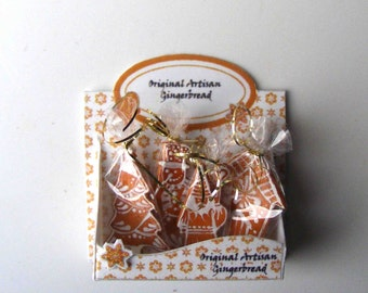 Gingerbreads in display box