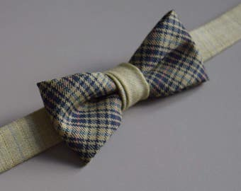 Dog collar with bowtie