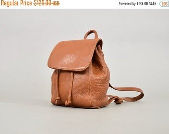 FEBRUARY SALE COACH Pebbled Leather Backpack