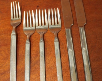 Quincy vintage flatware by farberware in fiddle by - Splendide flatware patterns ...