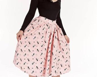 Atomic Kitty skirt