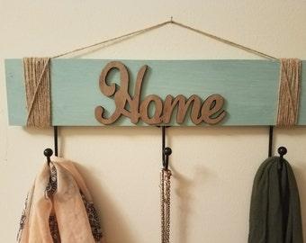 Home Twine Wall Hooks
