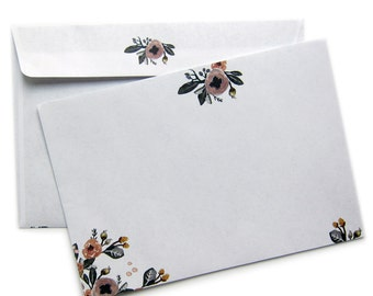 flower envelopes