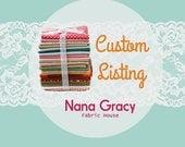 Custom listing for Debbie Seton