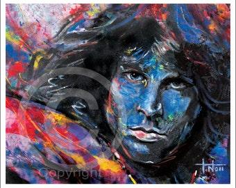 Jim Morrison - Doors singer