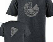 RESERVED for C - 1 Mens Shirt, 1 Kids Shirt, Rocket Design