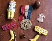 A Collection Of Small Vintage Tidbits To Create Charms With