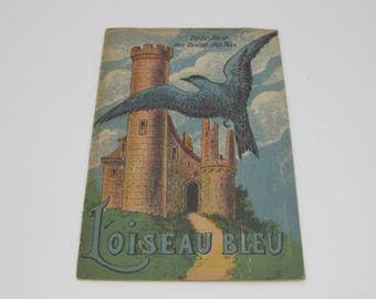 L'oiseau Bleu French Children's Book