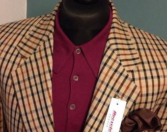 Vintage Mens Dress Jacket by Daks of London