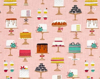"""Fancy Cakes Valance or Panel 40 X  12"""" or 14""""   Curtain Lined or Unlined"""