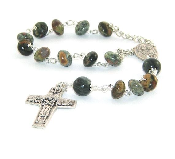 Saint Joseph rosary