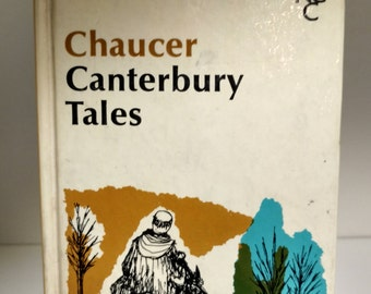 1948 Chaucer Canterbury Tales
