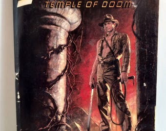 1984 Indiana Jones and the Temple of Doom