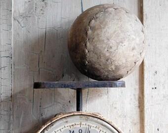 Vintage Softball, Sports Ball Collectible