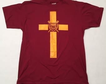 Vintage Boston College Rowing T-Shirt