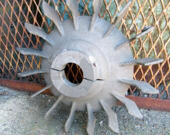 Industrial Factory Scrap Salvage Part Steampunk Altered Art Repurpose