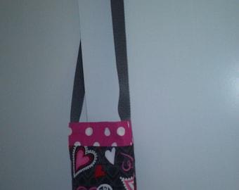 Love Inspired Cross Body Bag
