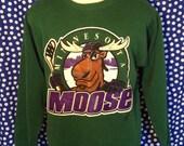 1990's Minnesota Moose sweatshirt, medium