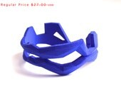iPhone 7 stand + bracelet: ST(r)AND Cuff, 3d printed in various colors, fits iPhone 7 6 S plus