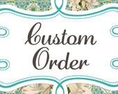 Custom Listing for Tiffany
