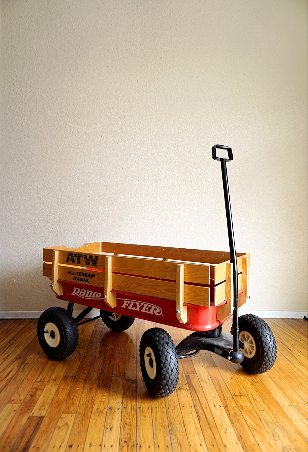 The ATW Radio Flyer