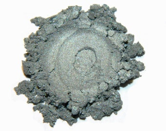MEADOW- Mineral Eye Shadow - 3 or 5 Grams - Gorgeous Shimmering Mist Green