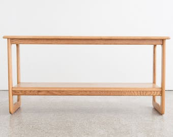 Mid Century Lane Console / Entry Table