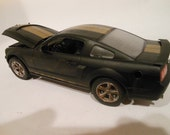 Scale Model Car, Rusted Wreck, Ford Mustang, Pony Car, Classicwrecks
