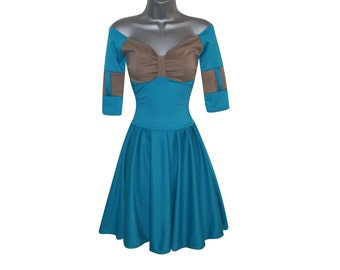 Adult Princess Merida Brave Fancy Dress CosPlay Costume (UK 16) (US 12) (EUR 44) Ladies Womens