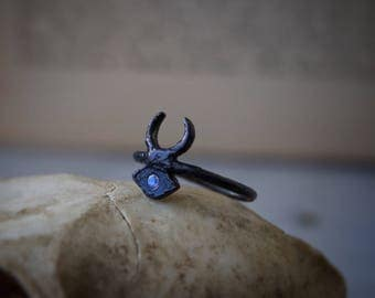 Hades Ring. Size 6 3/4