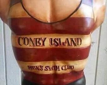 Coney Island Mannequin