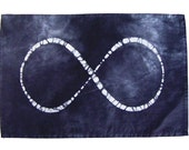 Crystal Grid Cloth · Infinity Symbol · Crystal Grid · Sacred Geometry
