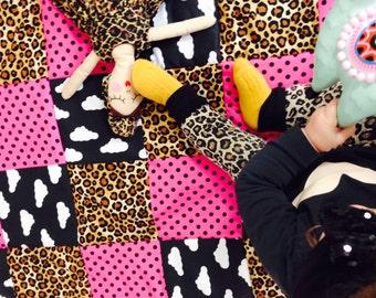 Leopard Baby Bedding Etsy