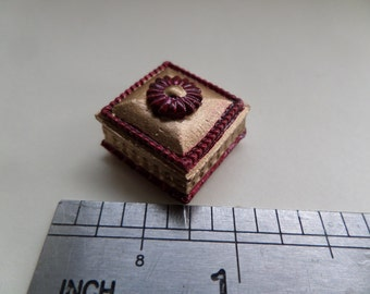 1:12th Trinket Box for the Dolls House