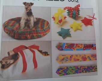 McCalls 0012-  Craft-Gifts sewing Pattern Uncut