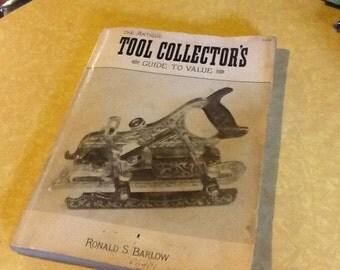 Tool Collectors Guide 1985 Barlow