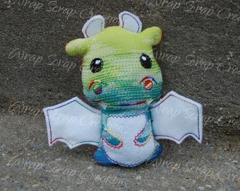 Special Butterfly Baby Wrap Scrap Dragon