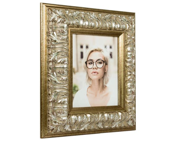 craig frames 4x6 inch antique silver baroque picture frame barroco 3 6 wide 80810406 from. Black Bedroom Furniture Sets. Home Design Ideas