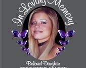 Jennifer Marie memorial decal