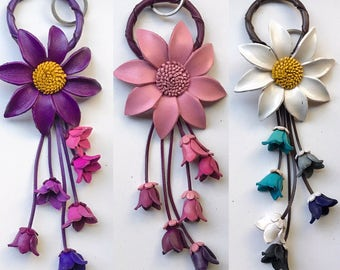 Ellen's keychain and/or purse charm in assorted colors