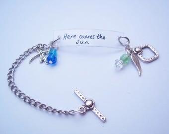 Here comes the sun bracelet