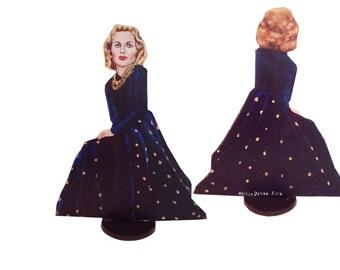 Ingrid Bergman 2D Art Figurine