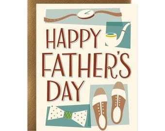 Happy Father's Day Dapper Card