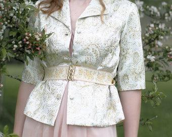 Image result for ivory brocade jacket