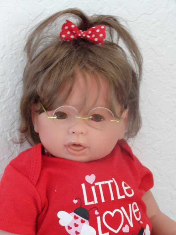 Reborn 19 Baby Girl Doll Lilly Love Bug