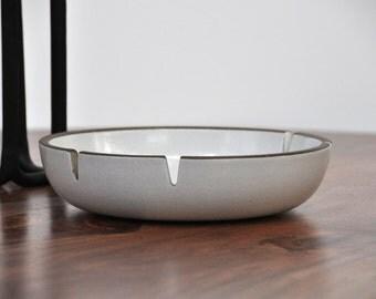 Mid Century Modern Heath Ceramics Platter Ash Tray