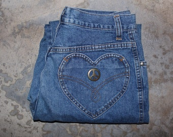 Moschino size 31 jeans