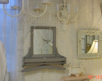 Valet Mens Womens Painted Wall Hung Shabby Chic French Country Chic