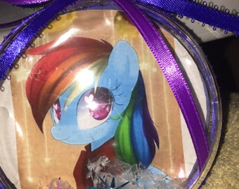 My little pony ornament