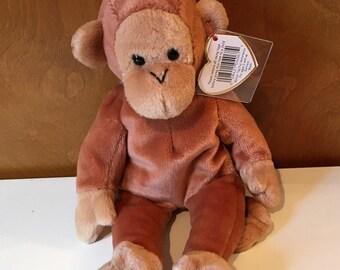 Bongo, Beanie Babies Monkey